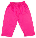 Pant's. Children's pant's Stock Photography