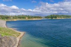Pantabangan水坝 免版税库存照片