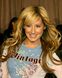Ashley Tisdale Arkivbilder