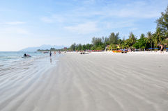 Pantai Cenang Beach Stock Photography