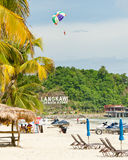 Pantai Cenang, Langkawi, Malaysia stock photos