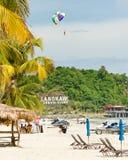 Pantai Cenang, Langkawi, Malesia Fotografie Stock