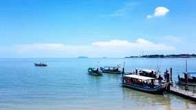 Pantai Merdeka, Kedah, Malásia fotos de stock