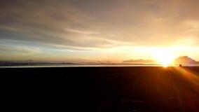 pantai padang 库存照片