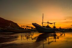 Pantai Payangan Jember Zdjęcia Stock