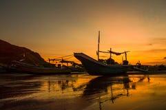 Pantai Payangan Jember. After sunset at pantai Payangan Jember Jawa Timur Indonesia Stock Photos