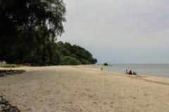 Pantai Tembeling Kuantan imagen de archivo