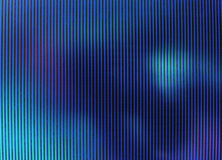 Pantalla abstracta de la CRT Imagen de archivo