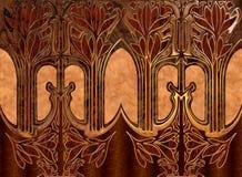 Pantalla de la chapa Foto de archivo libre de regalías