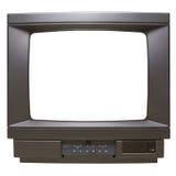 Pantalla de la televisión Imagen de archivo
