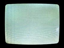 Pantalla de la televisión Foto de archivo libre de regalías