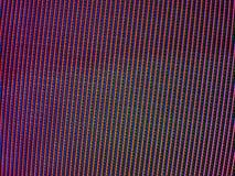 Pantalla de la TV fotos de archivo