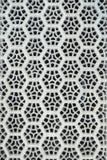 Pantalla de mármol blanca Imágenes de archivo libres de regalías