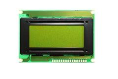 Pantalla del LCD aislada Fotos de archivo