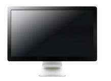 Pantalla del LCD TV Imagen de archivo libre de regalías