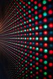 Pantalla del LED Imagen de archivo libre de regalías