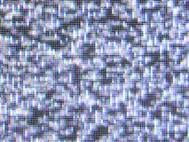 Pantalla del vector TV, señal perdida stock de ilustración