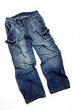 Pantalon de Jean Photo libre de droits
