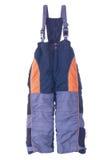 Pantalon de l'hiver | D'isolement Photos stock