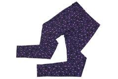 Pantalon de survêtement de point de polka Photographie stock libre de droits