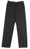 Pantalon de survêtement noir Photos stock