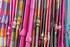Pantalones coloridos Fotos de archivo