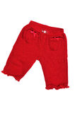 Pantalones del bebé Foto de archivo