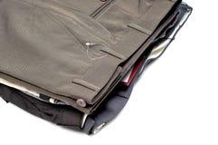 Pantalones formales foto de archivo libre de regalías