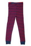 Pantalones rayados Fotografía de archivo libre de regalías