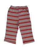 Pantalones rayados de los niños Fotografía de archivo libre de regalías