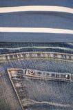 Pantalones vaqueros 02 Fotos de archivo