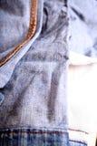 Pantalones vaqueros 1 Foto de archivo