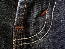 Pantalones vaqueros. foto de archivo