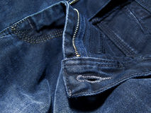 Pantalones vaqueros Imagen de archivo