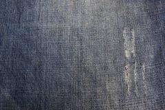 Pantalones vaqueros Imágenes de archivo libres de regalías