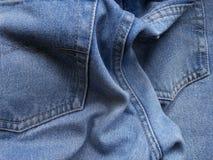 Pantalones vaqueros Fotografía de archivo libre de regalías