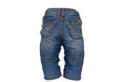 Pantalones vaqueros de los niños Fotografía de archivo libre de regalías