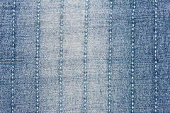Pantalones vaqueros descolorados Fotografía de archivo libre de regalías