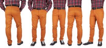 Pantaloni e camicia Fotografie Stock