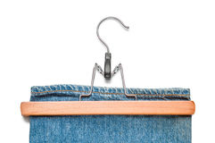 Pantaloni Tangeri con i jeans Fotografie Stock