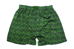 Pantaloni verdi immagine stock libera da diritti