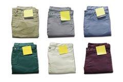 Pantalons Images stock