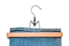 Pantalons Tanger avec des jeans Photos stock