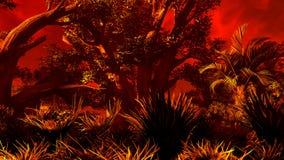 Pantanal - pântano ilustração stock