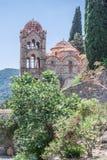 Pantanassa Byzantine Monastery Mystras Royalty Free Stock Photography