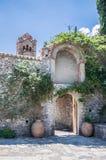 Pantanassa Byzantine Monastery Mystras Royalty Free Stock Photo
