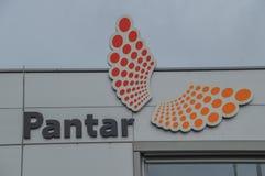 Pantar-Symbol bei Diemen die Niederlande Lizenzfreies Stockbild