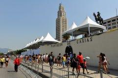 Panteão de Caxias Monumento no Rio Imagem de Stock Royalty Free