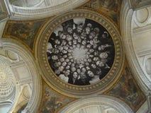 Panteão de Paris Imagens de Stock Royalty Free