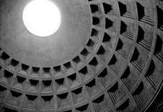 Panteão em Roma fotos de stock royalty free